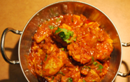 SPICY Vindaloo Chicken Curry