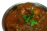 SPICY Vindaloo Lamb Curry